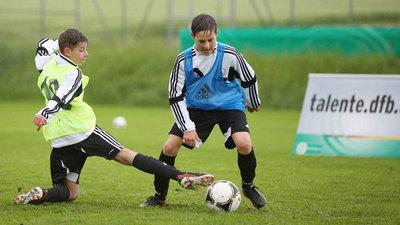 DFB-Stuetzpunkt-Training