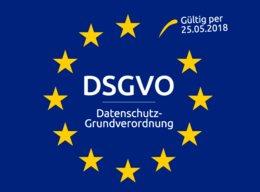 Wichtiger Hinweis an alle Vereinsmitglieder (DSGVO)