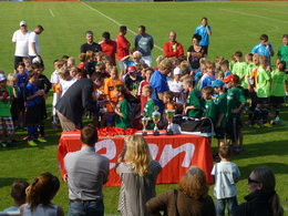 E.ON Kids Cup 2013 in Wallenfes